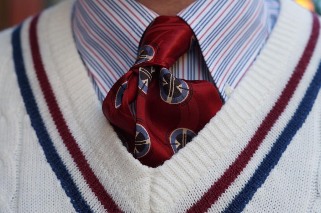 1940s tie