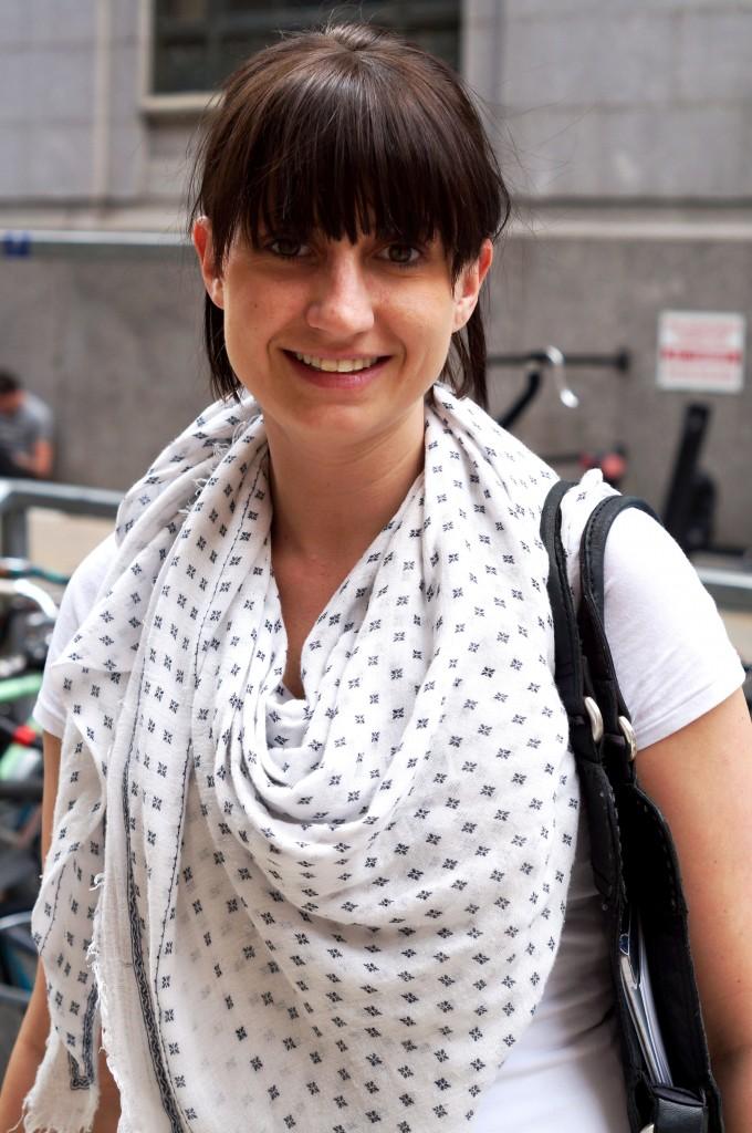 Katie on Sydenham Street