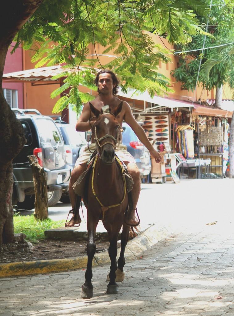 Horseback in Tamarindo